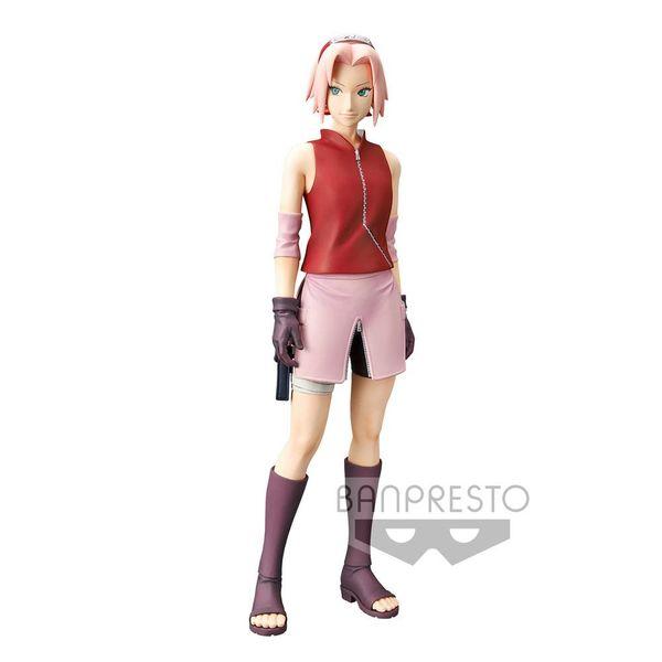 Figura Haruno Sakura Naruto Shippuden Grandista Shinobi Relations