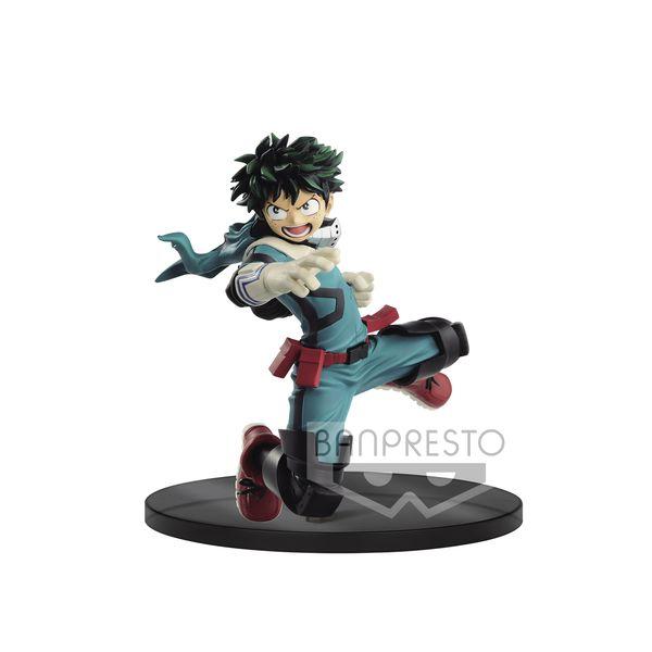 Figura Izuku Midoriya My Hero Academia The Amazing Heroes Vol 10