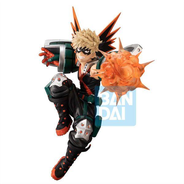 Katsuki Bakugo Figure My Hero Academia Smash Rising Ichibansho