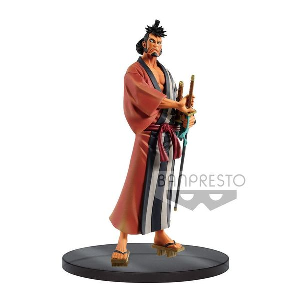 Figura Kin Emon Wanokuni Vol 4 One Piece DXF Grandline Men