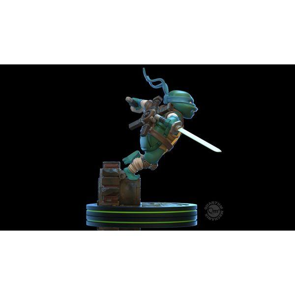 Figura Leonardo Tortugas Ninja Q Fig