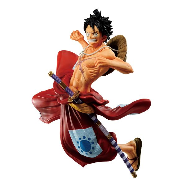 Figura Luffy Taro One Piece Ichibansho Full Force