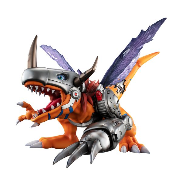 Figura MetalGreymon Digimon Adventure G.E.M.
