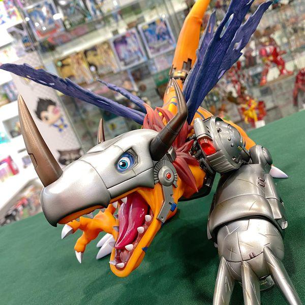 MetalGreymon Figure Digimon Adventure G.E.M.