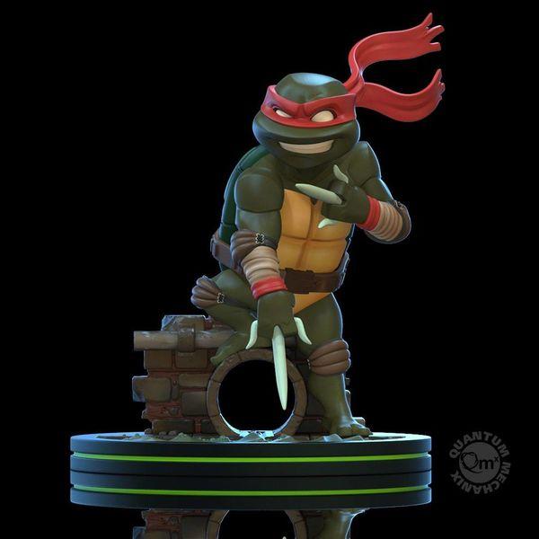 Figura Raphael Tortugas Ninja Q Fig
