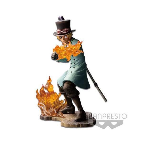 Figura Sabo One Piece Stampede Posing Series