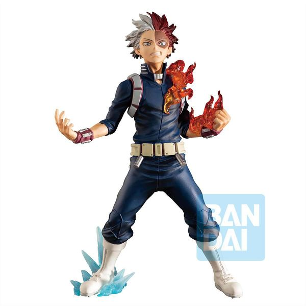 Shoto Todoroki Figure My Hero Academia Smash Rising Ichibansho
