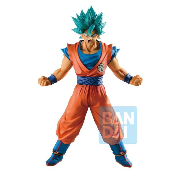 Figura Son Goku SSGSS Dragon Ball Super Ichibansho History of Rivals