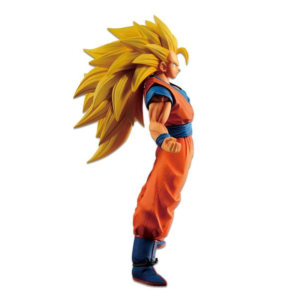 Figura Son Goku SSJ3 Dragon Ball Z Ichibansho VS Omnibus