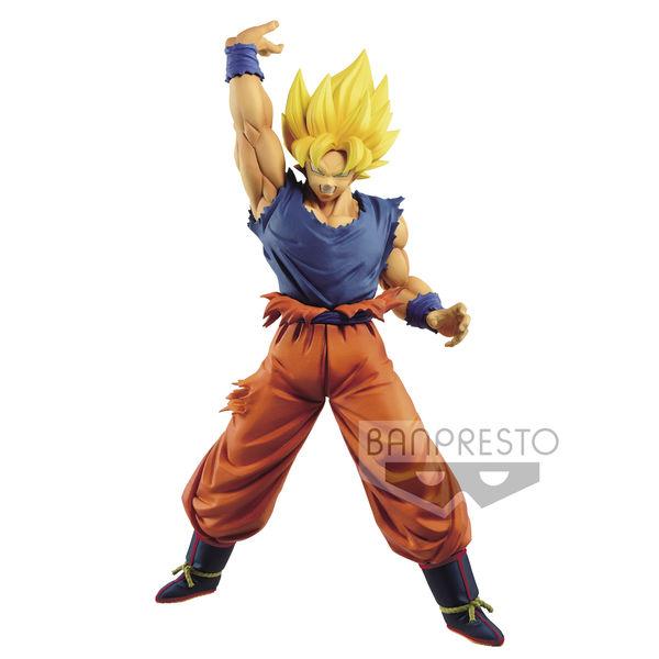 Figura Son Goku SSJ Dragon Ball Z Maximatic