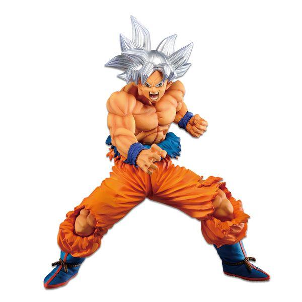 Figura Son Goku Ultra Instinct Dragon Ball Super Ichibansho VS Omnibus