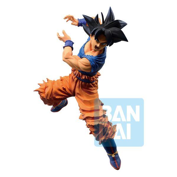 Figura Son Goku Ultra Instinct SIGN Dragon Ball Dokkan Battle Ichibansho