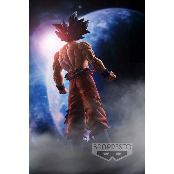 Figura Son Goku Ultra Instinct Sign Dragon Ball Super Creator x Creator