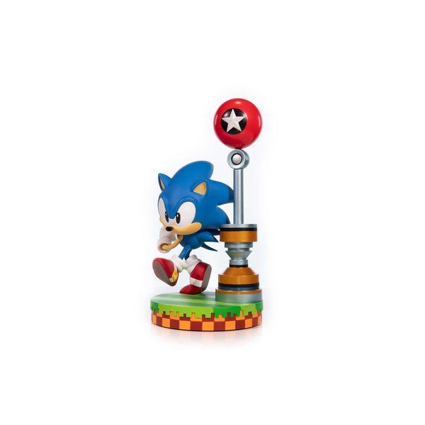 Figura Sonic the Hedgehog F4F