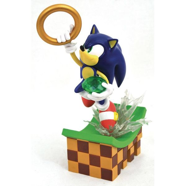 Figura Sonic The Hedgehog Sonic Gallery