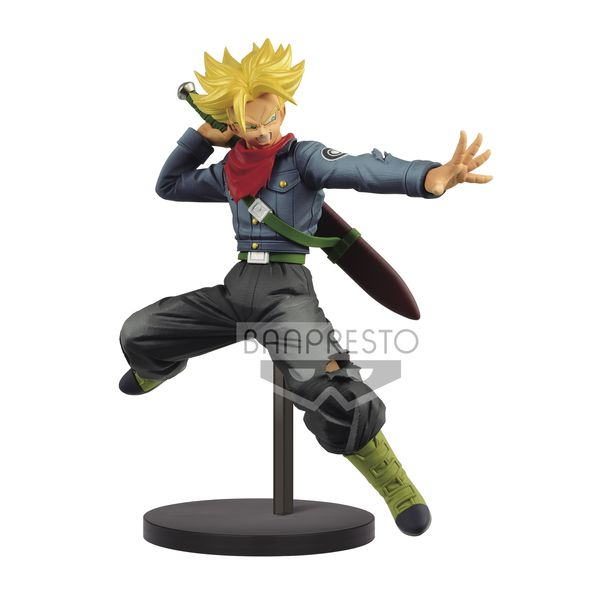 Figura Trunks SSJ Dragon Ball Super Chosenshiretsuden II Vol 2