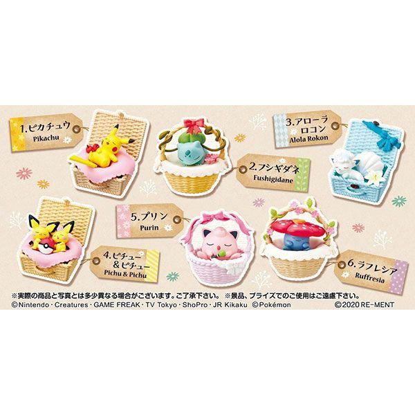 Figura Utatane Basket Pokemon Pocket Monsters
