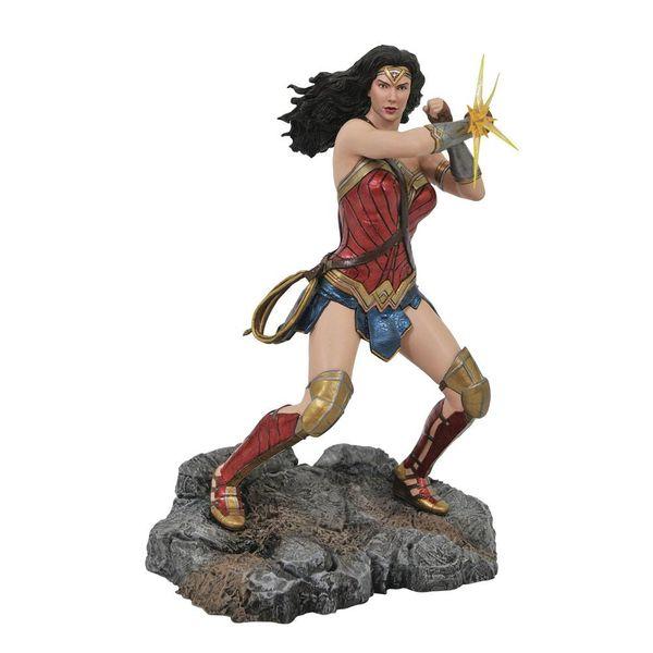 Figura Wonder Woman Bracelets DC Comics Gallery