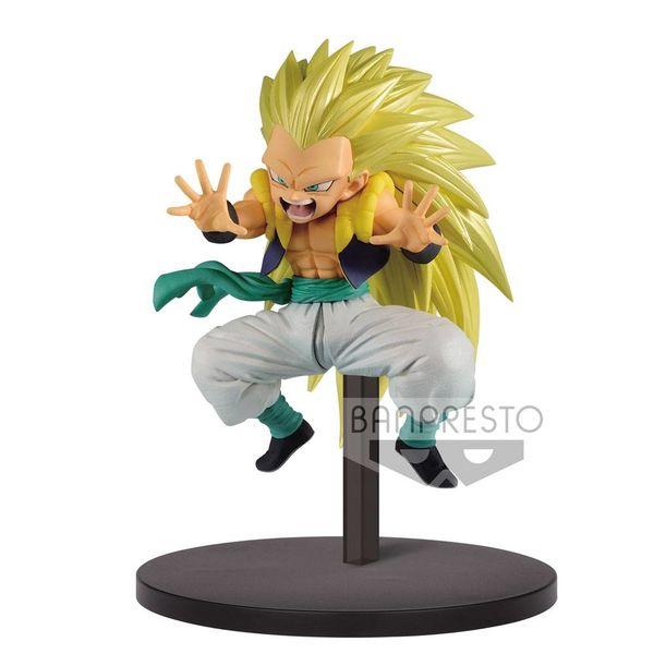 Figura Gotenks SSJ3 Dragon Ball Super Chosenshiretsuden