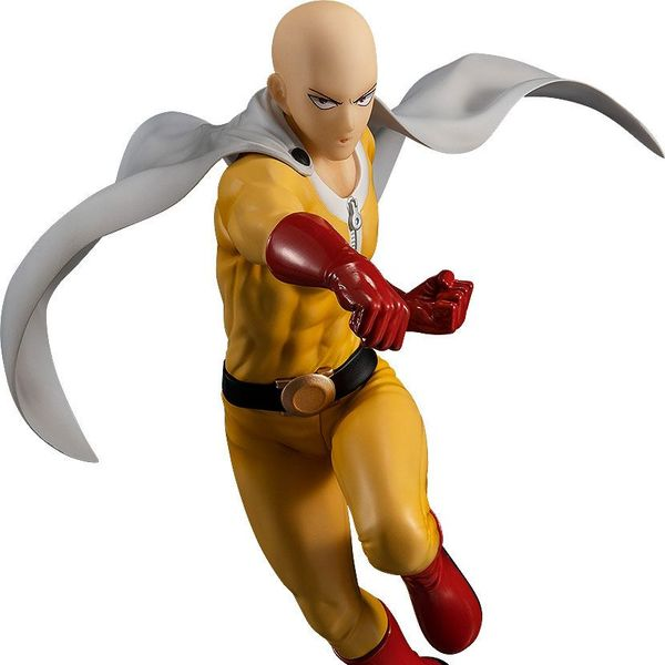 Figura Saitama Hero Costume version One Punch Man Pop Up Parade