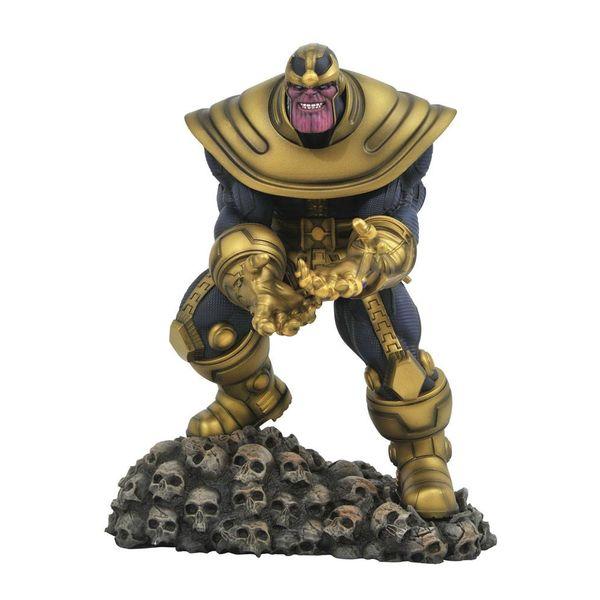 Figura Thanos Marvel Comic Gallery Diorama
