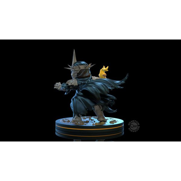 Figura Rey Brujo de Angmar El Señor de los Anillos Q Fig