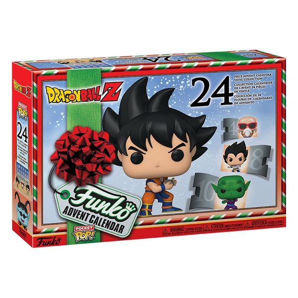 Funko Calendario de Adviento Dragon Ball Z Pocket POP!