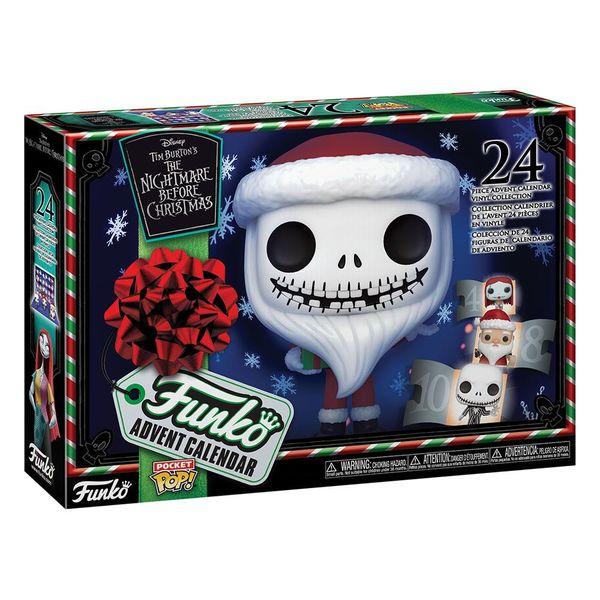 Funko Calendario de Adviento Pesadilla antes de Navidad Pocket POP!