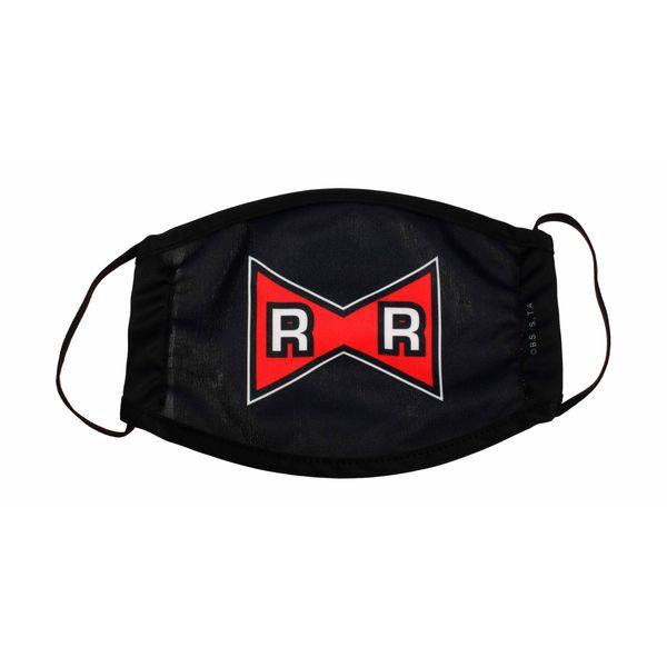 Red Ribbon Dragon Ball fabric mask