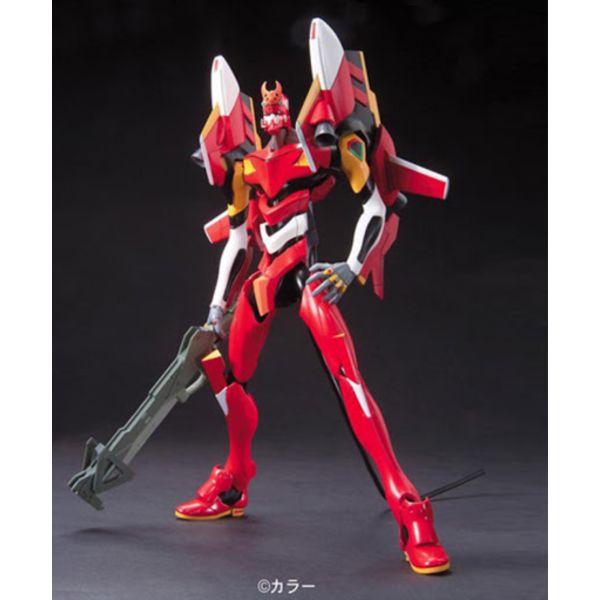 Model Kit EVA-02 New Movie HA Version Neon Genesis Evangelion