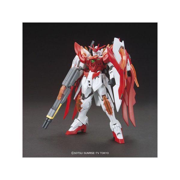 Model Kit Wing Gundam Zero Honoo 1/144 HGBF Gundam