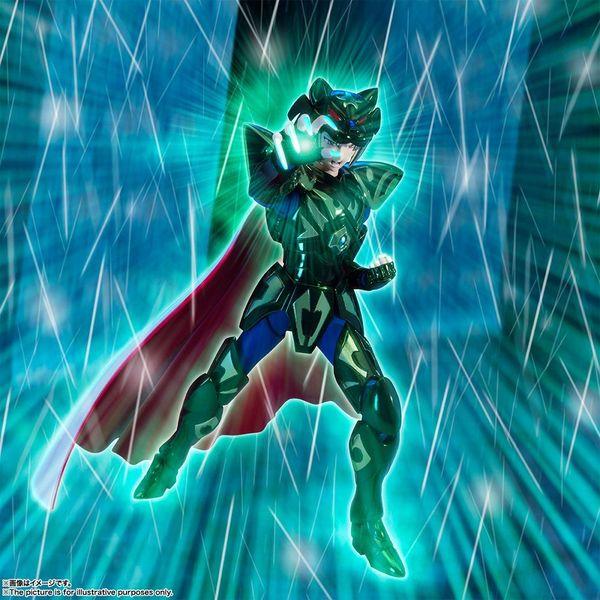 Myth Cloth EX Zeta Mizar Syd Saint Seiya