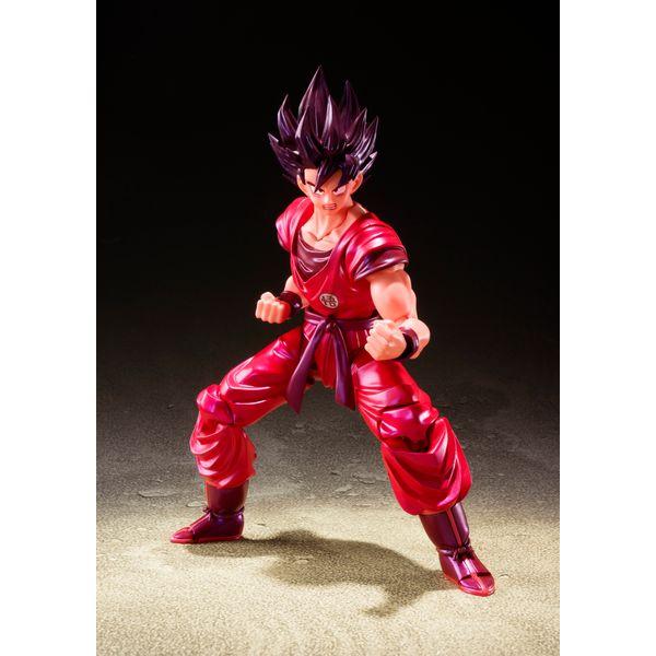 SH Figuarts Son Goku Kaiouken Dragon Ball Z