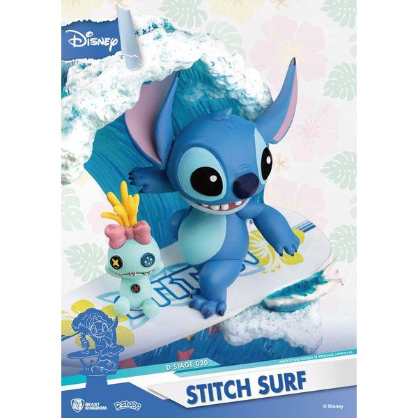 Figura Stitch Summer Lilo & Stitch Disney D-Stage