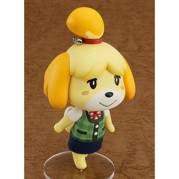 Nendoroid 327 Canela Shizue Isabelle Animal Crossing New Leaf