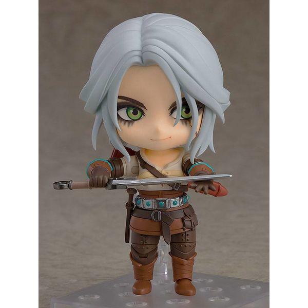 Nendoroid 1108 Ciri The Witcher 3 Wild Hunt