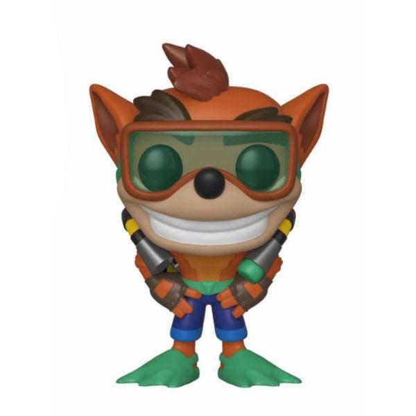 Funko Scuba Crash Crash Bandicoot PoP!