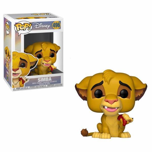 Funko Simba El Rey Leon PoP!
