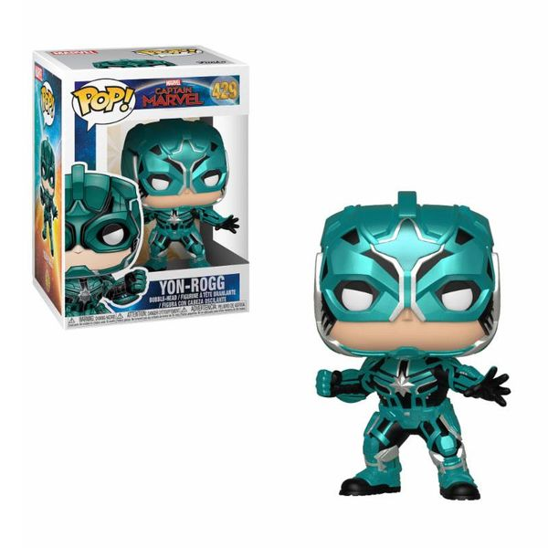 Funko Yon-Rogg Captain Marvel PoP!