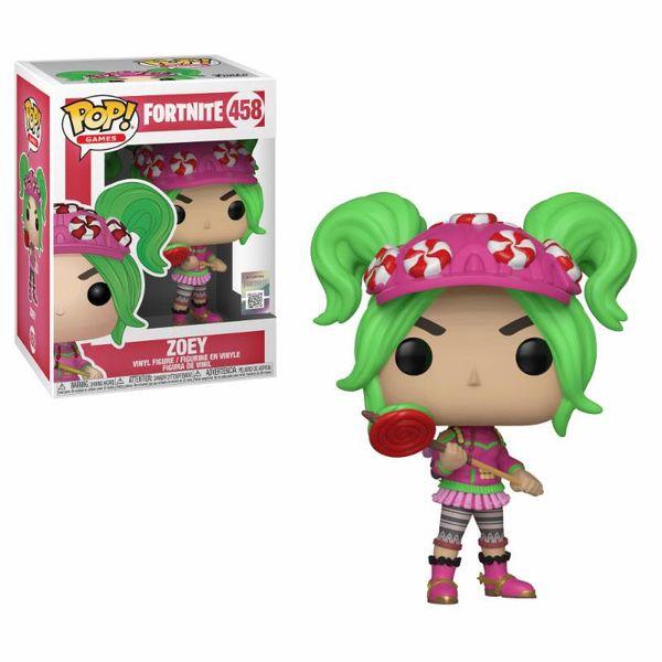 Funko Zoey Fortnite PoP!