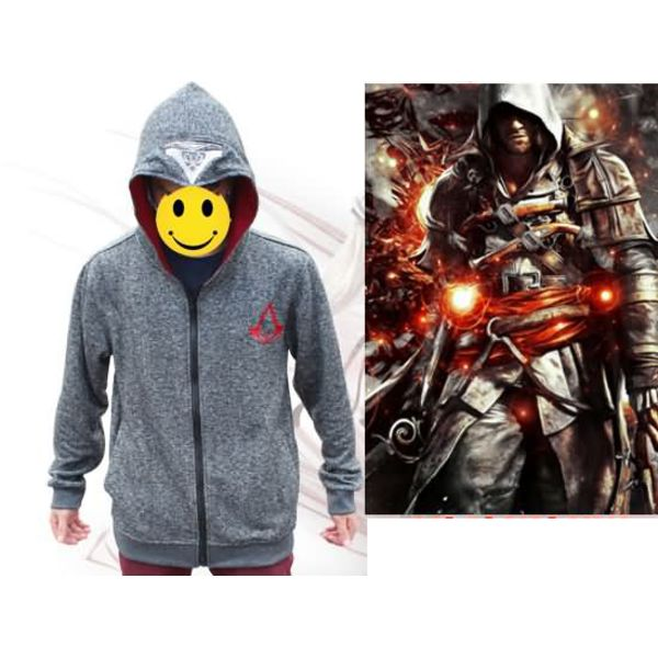Assassin's Creed #06 Hoodie