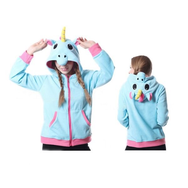 Chaqueta Blue Unicorn