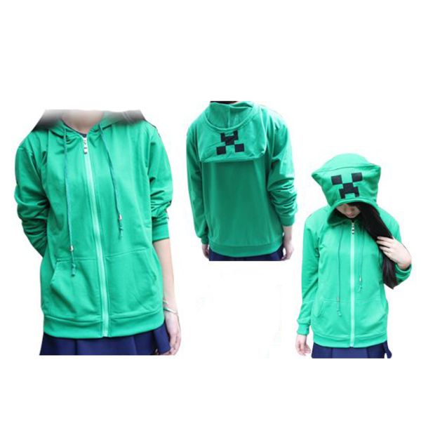 Chaqueta Creeper Minecraft