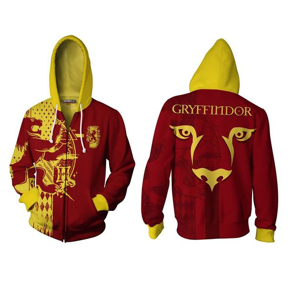 Chaqueta Gryffindor Harry Potter
