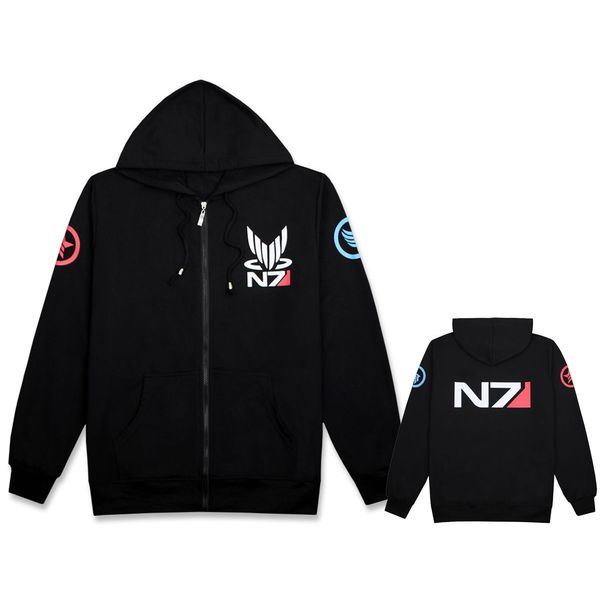 Chaqueta N7 Mass Effect