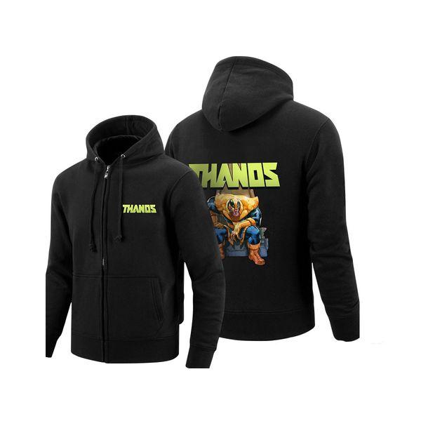 Chaqueta Thanos Marvel Comics