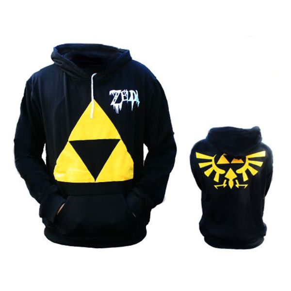 Triforce Hoodie The Legend of Zelda