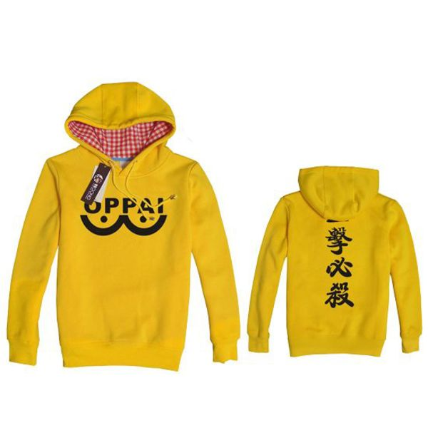 Sudadera Oppai One Punch Man
