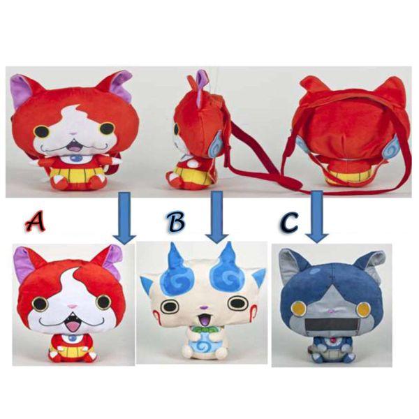 Plush doll Yo-kai Watch Plush-Handbags