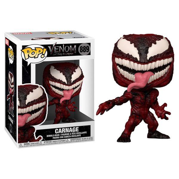 Carnage Marvel Comics Funko POP! 889
